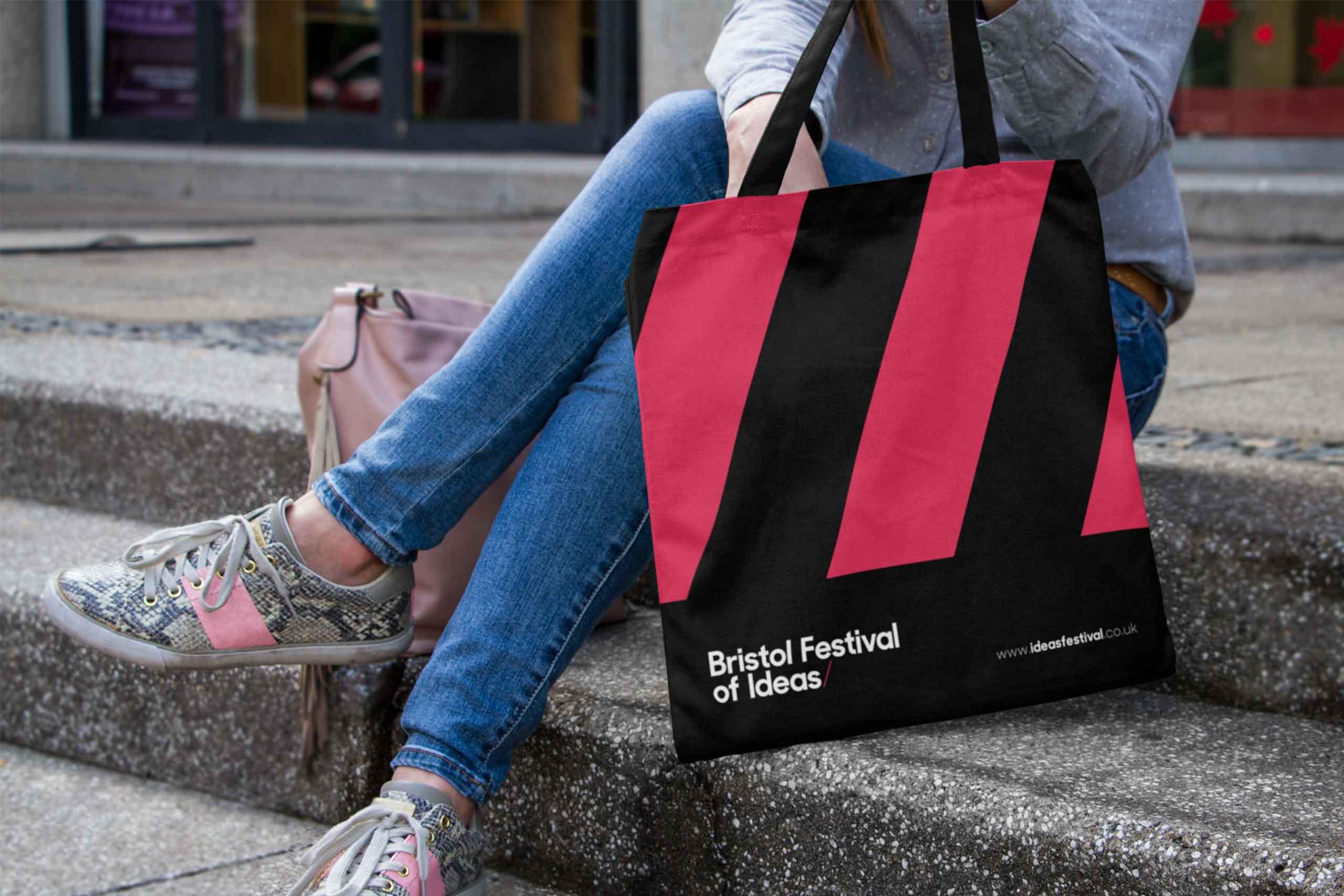 bristol tote bag design festival
