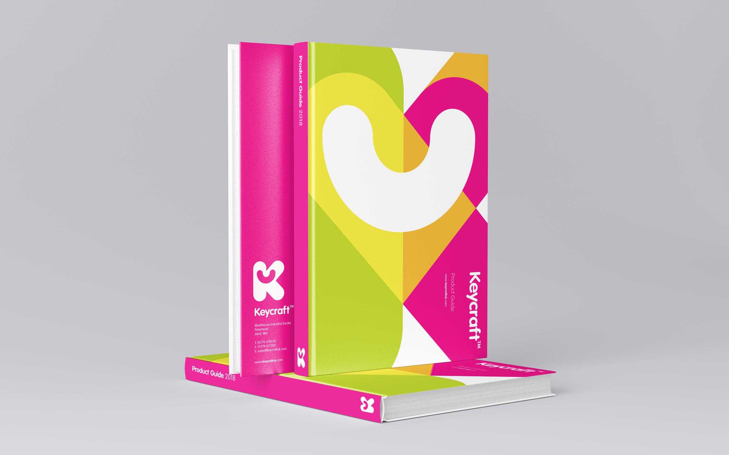 brand book keycraft toys