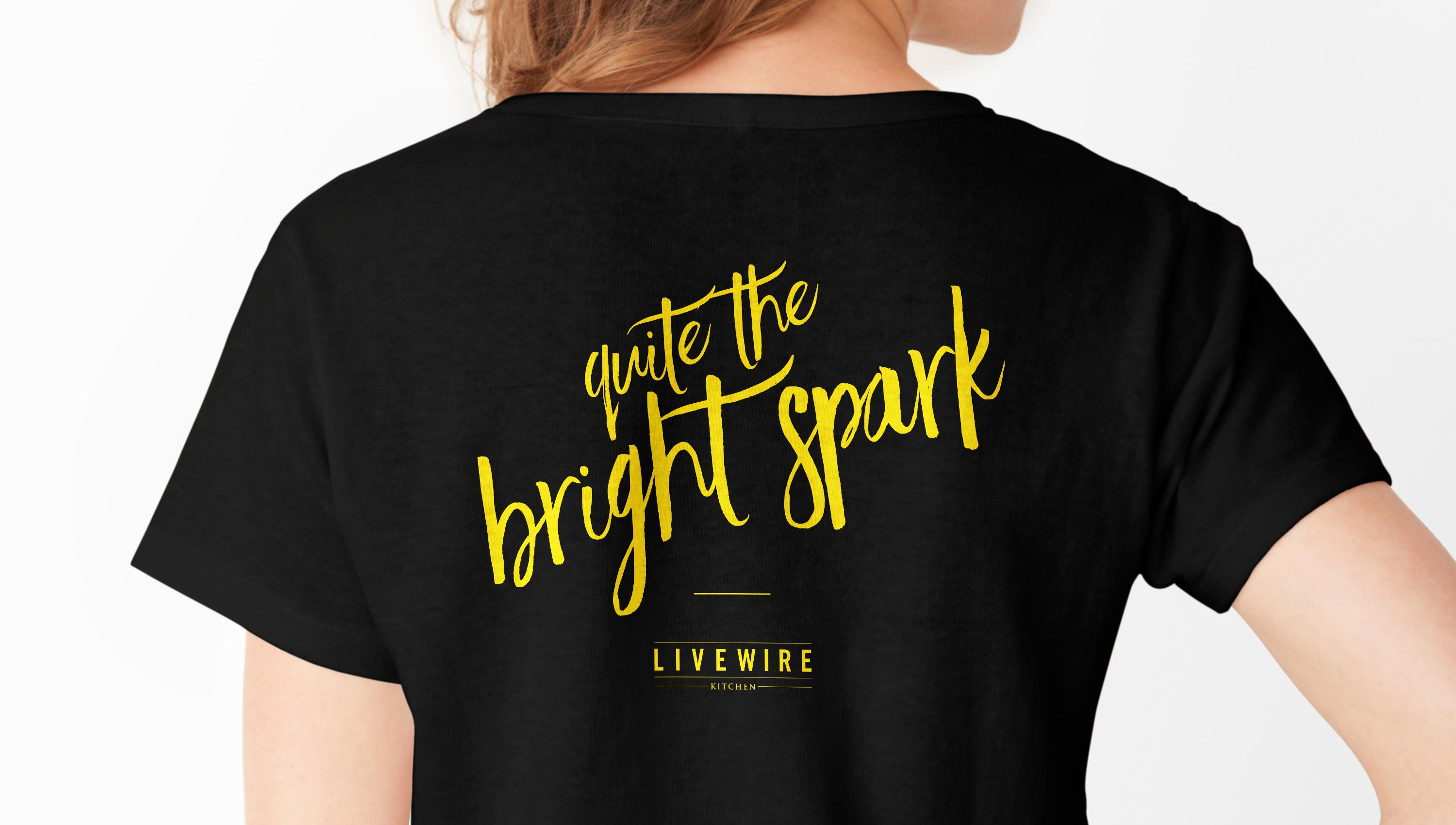 Design for livewire kitchen clothing