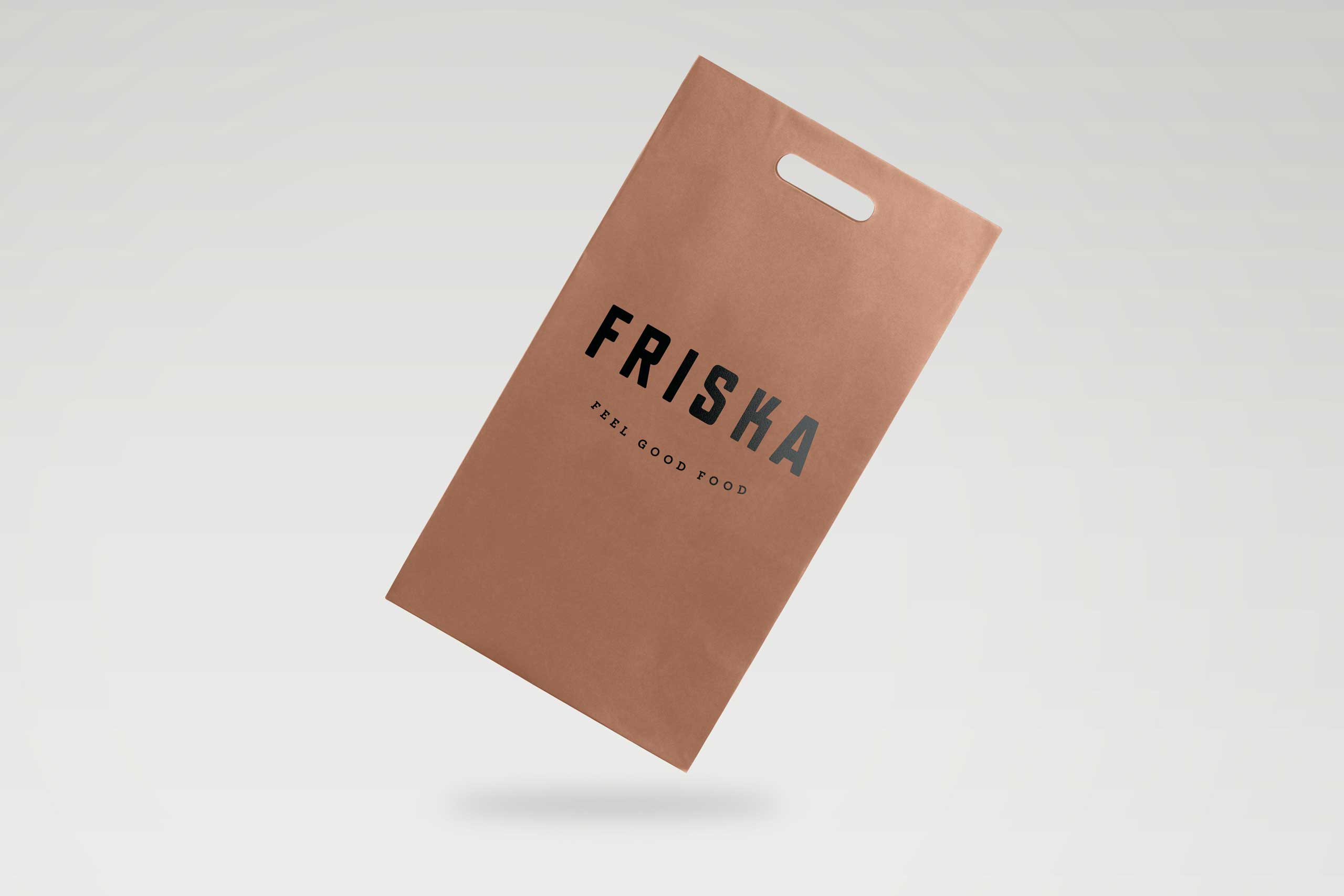 brown bag brand friska food