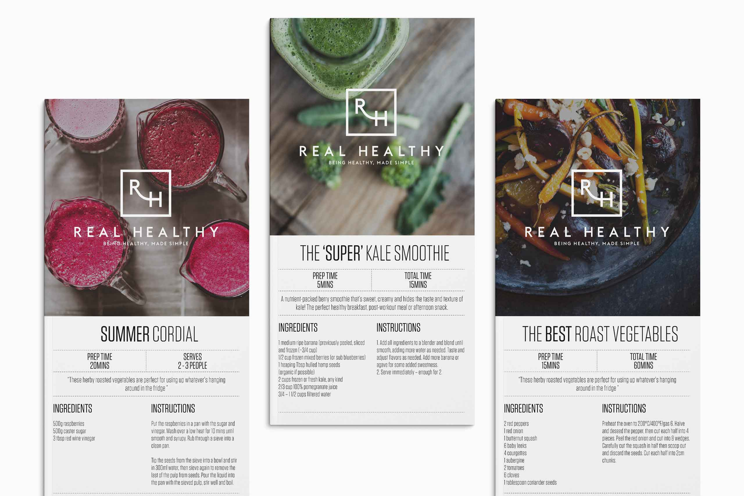 flyer designs for real healthy bristol