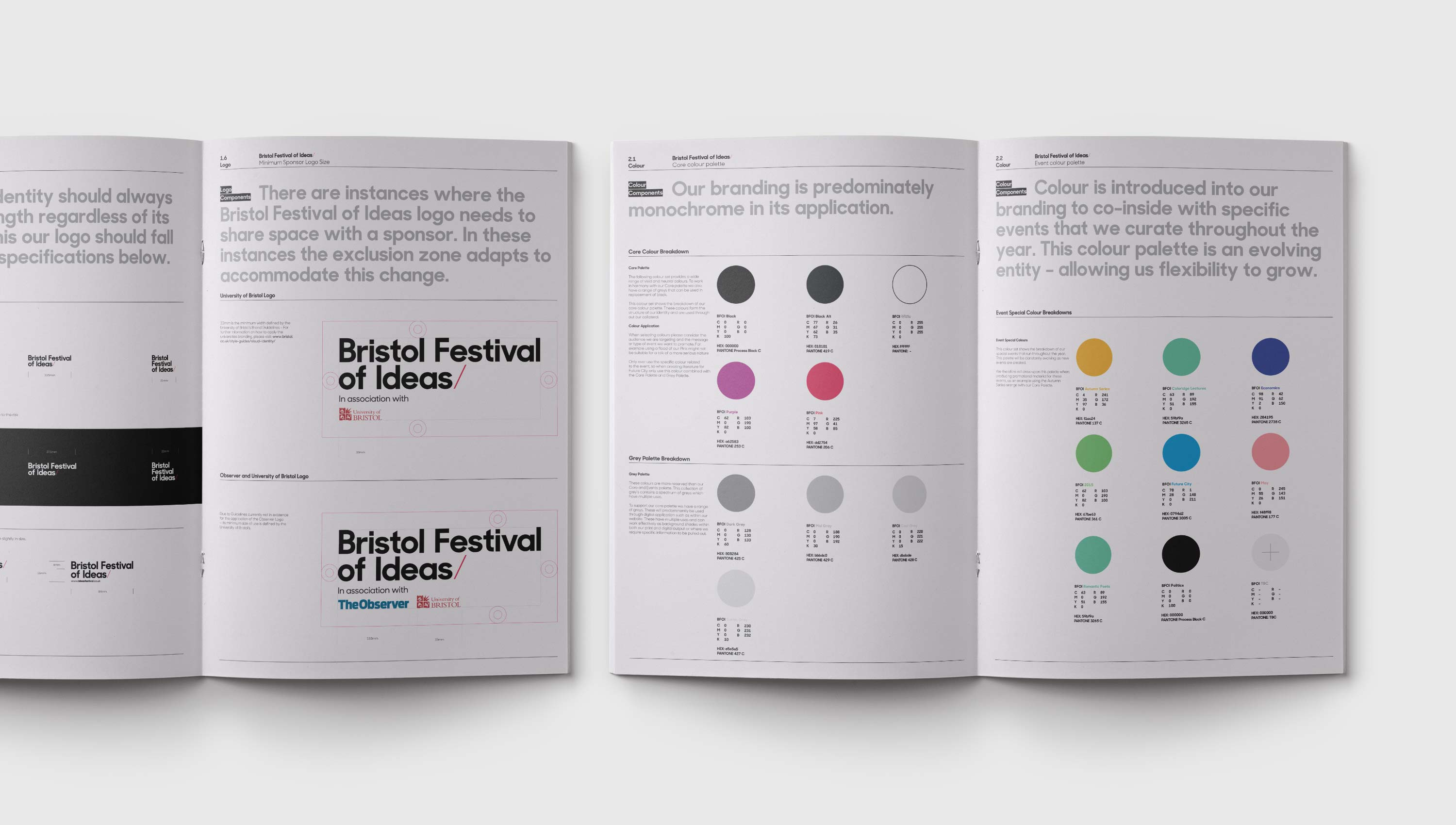 brand guidelines bristol festival of ideas