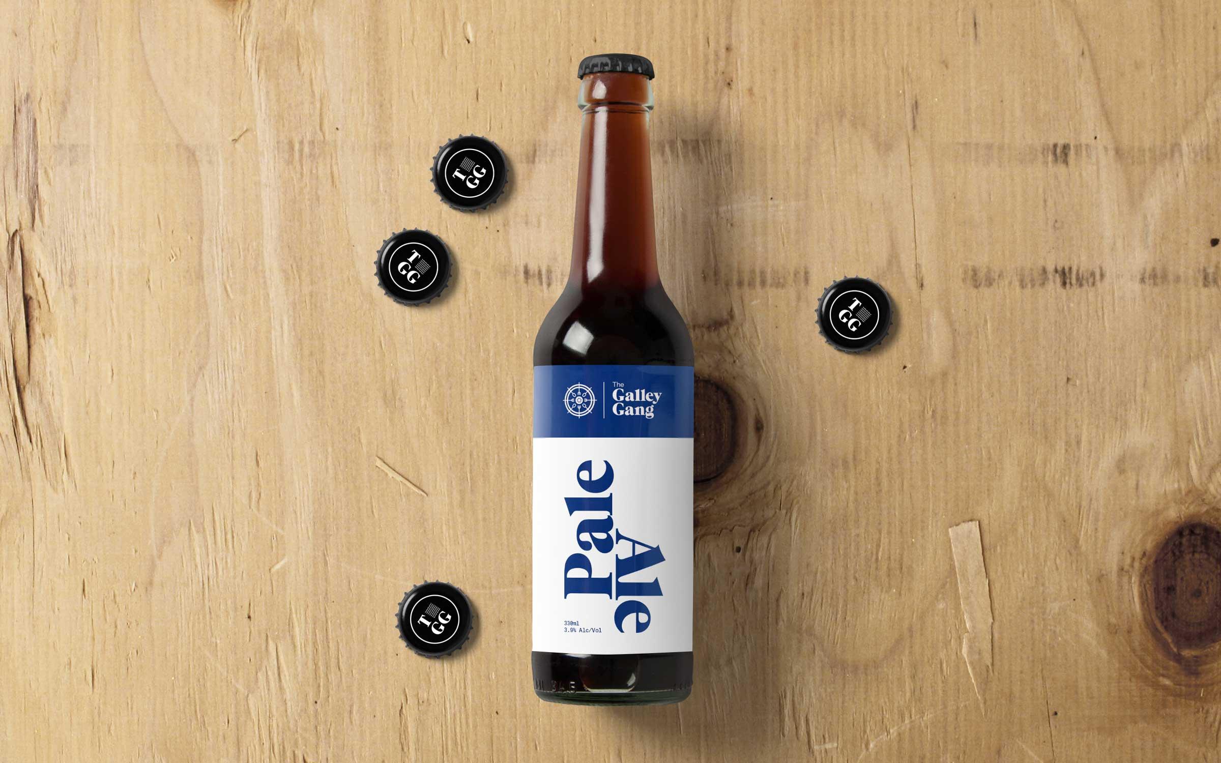 beer bottle label design bristol bath