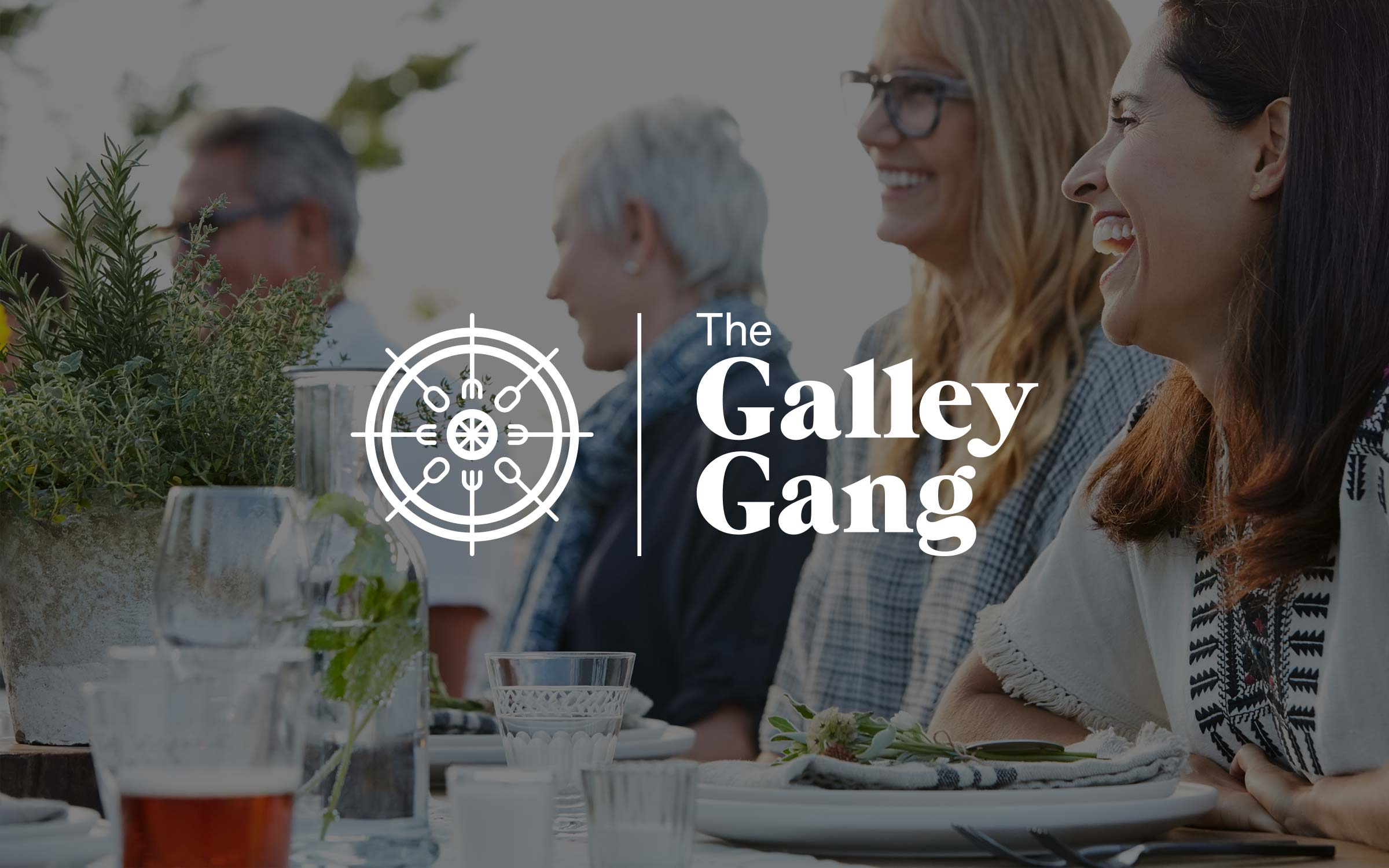 main brand logo for galley gang