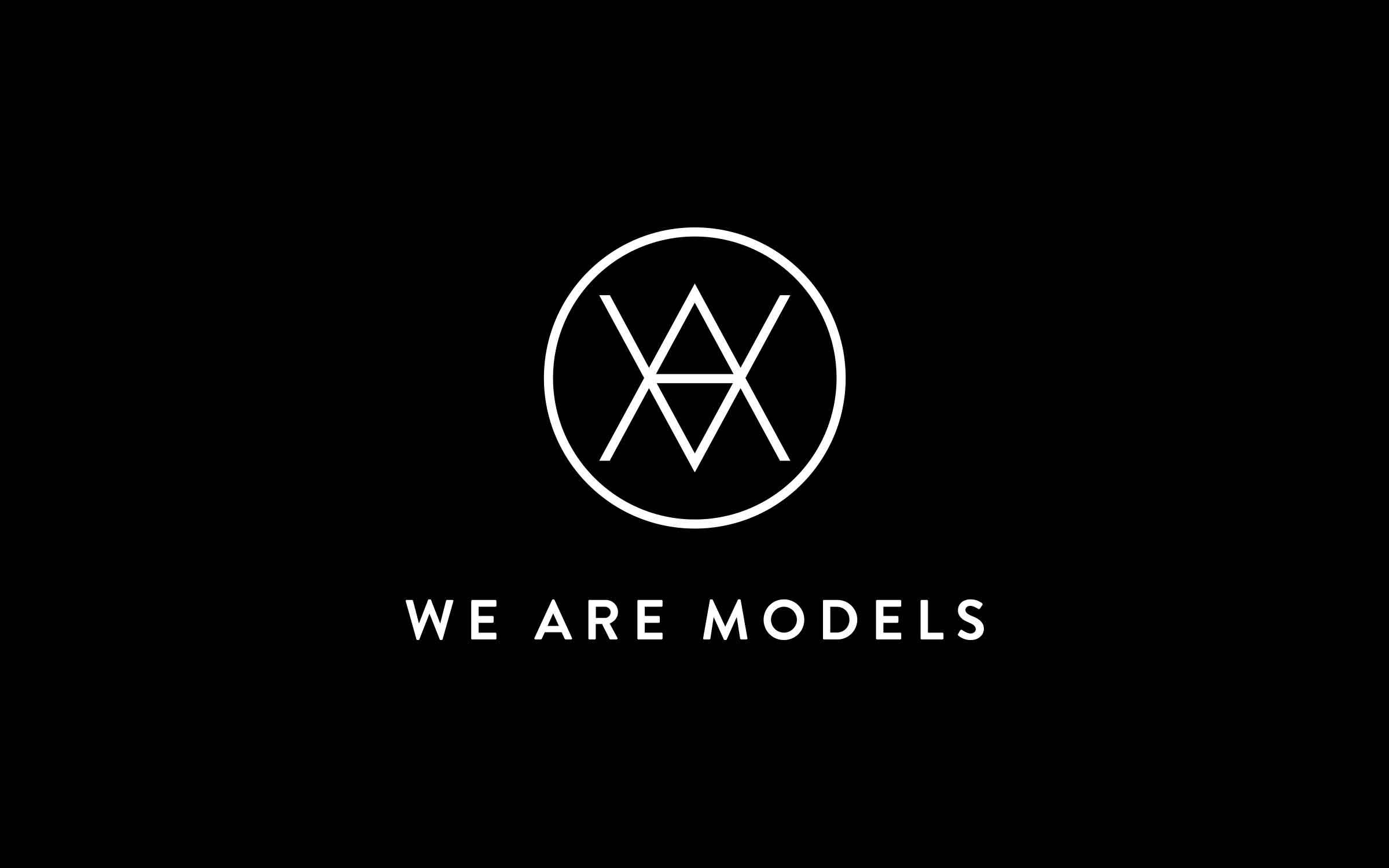monogram for london based model agency